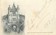 "/ CPA FRANCE 24 ""Excideuil, entrée du château Talleyrand """