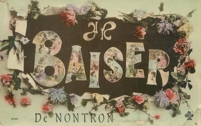 """/ CPA FRANCE 24 """"Baisers de Nontron"""""""