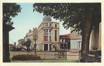 """/ CPA FRANCE 24 """"Bergerac, rue neuve et banque de Guyenne"""""""