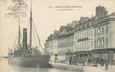 """/ CPA FRANCE 76 """"Saint Valéry en Caux, le quai d'Amont"""""""