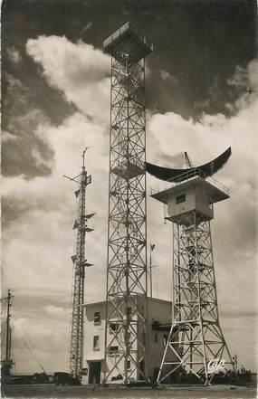 """/ CPSM FRANCE 76 """"Le Havre, le Sémaphore et le radar"""""""