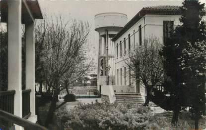"""/ CPSM FRANCE 30 """"Sanatorium Hélio Marin du Grau du Roi"""" / CHATEAU D'EAU"""