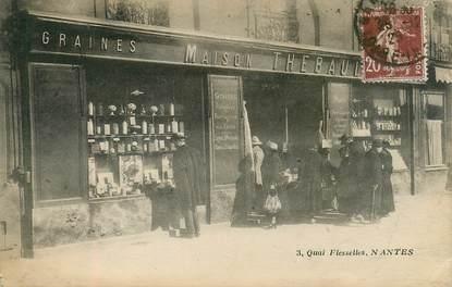 """CPA FRANCE 44 """"Nantes, Quai Flesselles, Maison Thebault"""""""