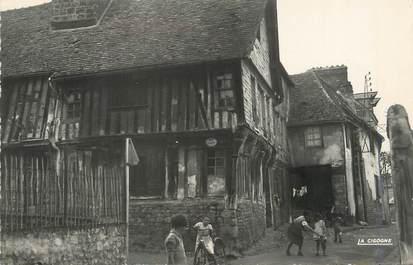 """/ CPSM FRANCE 14 """"Honfleur, l'une des plus vieilles maisons"""""""
