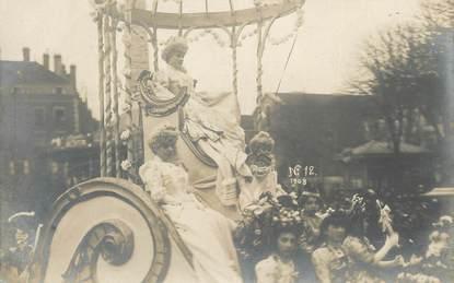 "CARTE PHOTO FRANCE 71  ""Chalon"" 1908"
