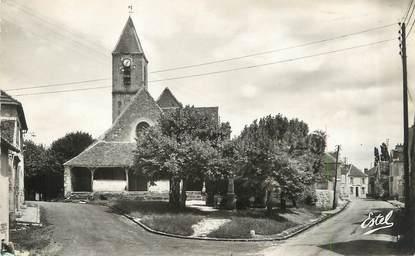 """/ CPSM FRANCE 78 """"Bullion, l'église saint Vincent"""""""