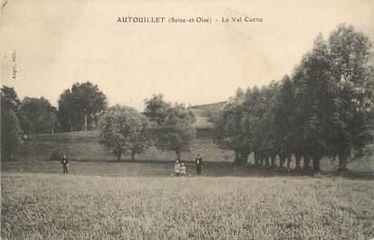 """/ CPA FRANCE 78 """"Autouillet, le val Cornu"""""""
