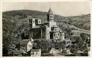 """63 Puy De DÔme CPSM FRANCE 63 """"Saint Nectaire les Bains, L'Eglise"""""""