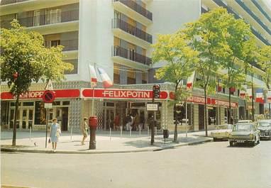 "/ CPSM FRANCE 75015 ""Paris, shopping Félix Potin"""