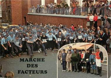 """/ CPSM FRANCE 62 """"Saint Pol sur Ternoise, marche des facteurs"""""""