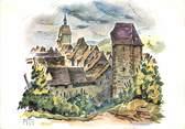 """68 Haut Rhin / CPSM FRANCE 68 """"Riquewihr, tour des voleurs"""""""