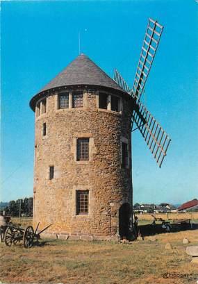 """/ CPSM FRANCE 50 """"Saint Pair sur Mer, le moulin"""""""