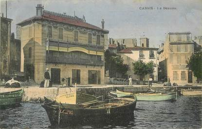 """CPA FRANCE 13 """"Cassis"""""""