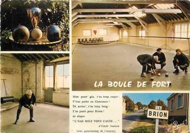 """/ CPSM FRANCE 01 """"Brion, la Boule de Fort"""""""