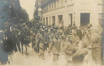 """CARTE PHOTO FRANCE 80 """"Amiens, banque Société générale"""""""
