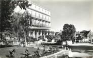 """01 Ain / CPSM FRANCE 01 """"Divonne Les Bains, le casino et les jardins"""""""