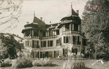 """CPSM FRANCE 65 """"Argelès Gazost, la Villa Suzanne"""""""