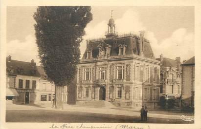 """/ CPA FRANCE 51 """"Fère Champenoise, hôtel de ville"""""""