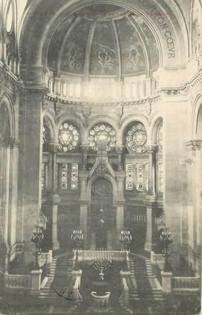 """CPA FRANCE 75009 """"Paris, la synagogue"""""""