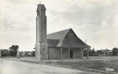 """/ CPSM FRANCE 01 """"Segny, sanctuaire Notre Dame de la route Blanche"""""""