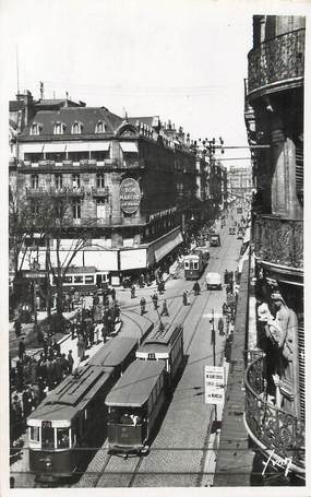 "/ CPSM FRANCE 31 ""Toulouse, rue Alsace Lorraine"""