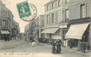 """80 Somme / CPA FRANCE 80 """"Mers, rue Jules Barni"""""""