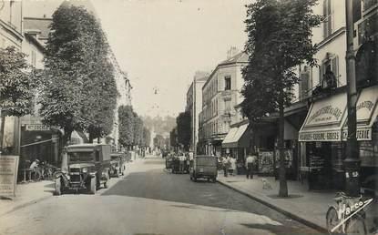 """/ CPSM FRANCE 94 """"Saint Maur La Varenne, l'avenue du Bac"""""""