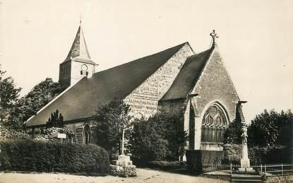 """/ CPSM FRANCE 76 """"Saint Jouin sur Mer, l'église"""""""