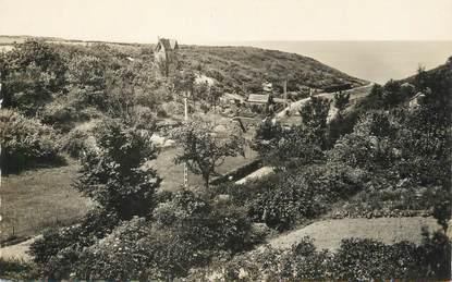 """/ CPSM FRANCE 76 """"Saint Jouin sur Mer, la Valleuse Boucherot'"""