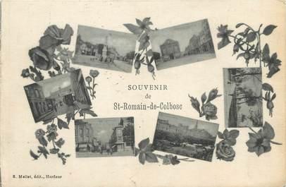 "/ CPA FRANCE 76 ""Saint Romain de Colbosc """