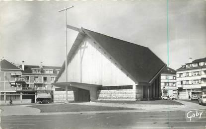 """/ CPSM FRANCE 76 """"Saint Valéry en Caux, chapelle Notre Dame du Bon port"""""""