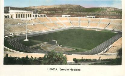 "CPSM PORTUGAL ""Lisboa"" / STADE"