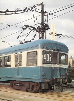 """/ CPSM FRANCE 75 """"Paris, RATP"""" / METRO"""