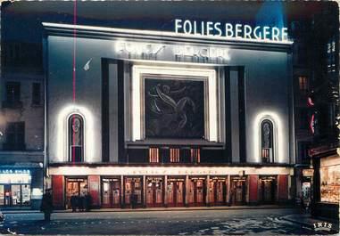 """/ CPSM FRANCE 75002 """"Paris, les folies Bergères"""""""