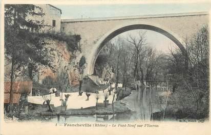 "CPA FRANCE 69 ""Francheville"""