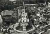"""53 Mayenne / CPSM FRANCE 53 """"Craon, l'église, vue aérienne"""""""