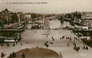 """76 Seine Maritime CPSM FRANCE 76 """"Le Havre, bassin du commerce et place gambetta"""""""