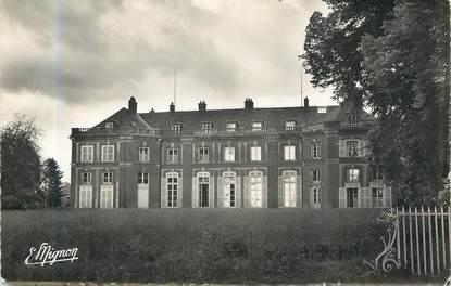 """/ CPSM FRANCE 76 """"Totes, le château de Belloy"""""""