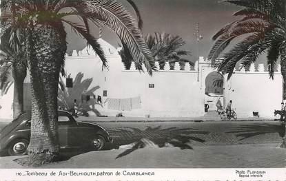 "CPSM MAROC ""Casablanca, Tombeau de Sidi Belhiouth"""