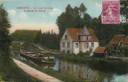 """CPA FRANCE 45 """"Dordives, le Moulin de Nançay"""""""