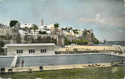 """CPSM MAROC """"Rabat, la pointe des Oudaïas"""""""