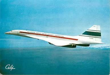 CPSM AVIATION / le Concorde