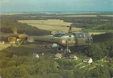 CPSM AVIATION / HELICOPTERE Alouette III