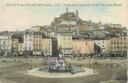 "CPA FRANCE 43 ""Le Puy en Velay"""