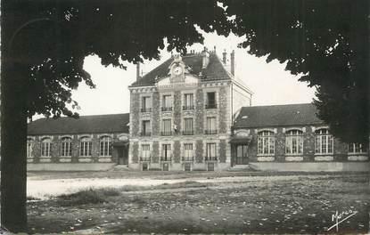 """/ CPSM FRANCE 94 """"Villiers sur Marne, l'école"""""""