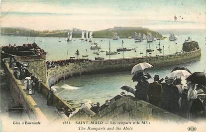 "CPA FRANCE 35 ""Saint Malo"""