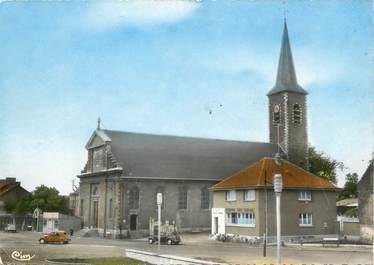 """/ CPSM FRANCE 59 """"Vieux Conde, l'église"""""""