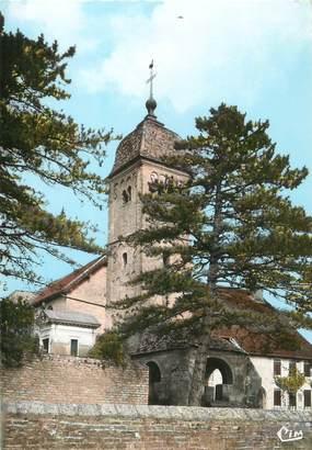 """/ CPSM FRANCE 25 """"Boussières, l'église"""""""
