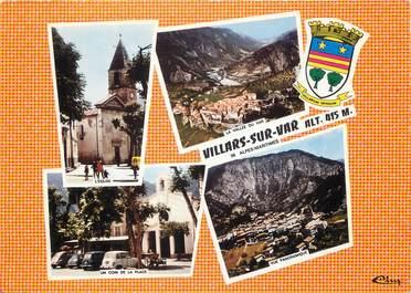 "/ CPSM FRANCE 06 ""Villars sur Var"""