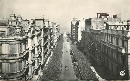 """CPSM ALGERIE """"Oran, avenue Loubet"""""""